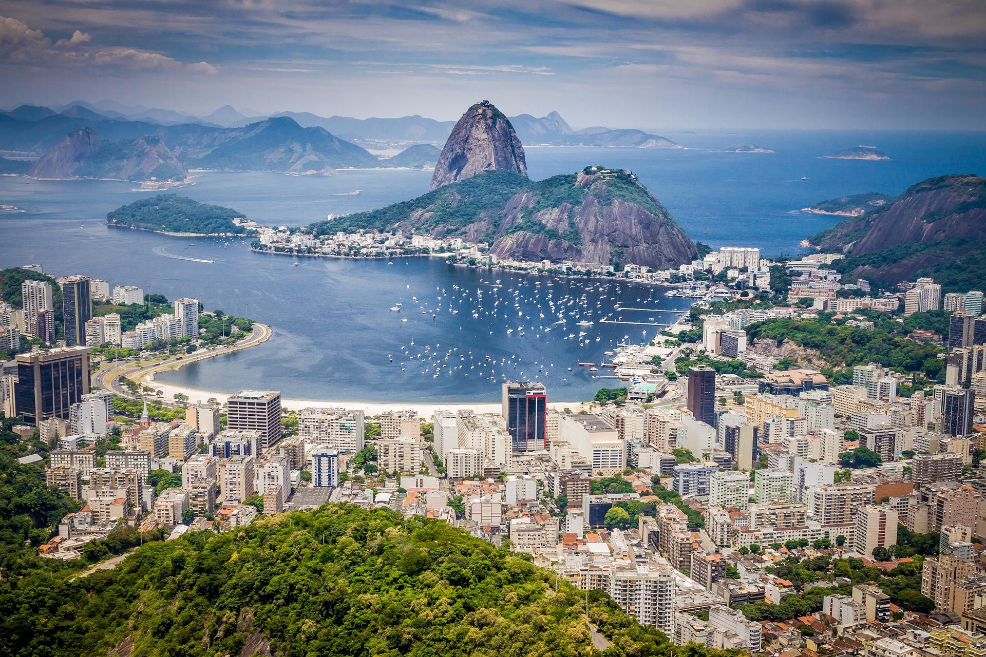 Rio, Rio de Janeiro, viajes, mar, montaña