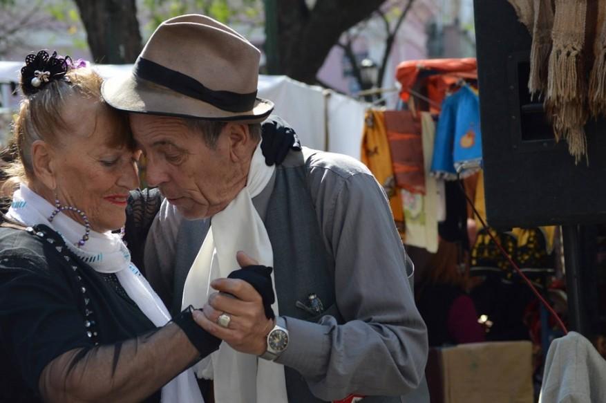 tango, buenos aires, argentina, pareja